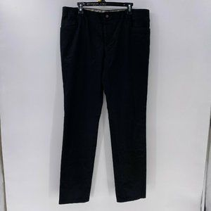 zara man sports moda black pants sz US 36